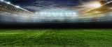 Fototapeta Sport - Soccer bal.football .. © Vitaly Krivosheev