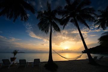 Sunraise at Thailand paradise