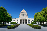 Tokyo - National Diet Building - Government / parliament seat - 202194146
