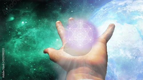 Metatrons Cube - Cosmic Healing - 202198520