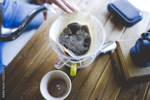 Canvas Koffiebonen コーヒーイメージ