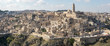 Quadro Matera, Italien, Weltkulturerbe, Bergdorf, Höhlen, Süden, Süditalien, Stadt, Dorf, Ruine, Zerstört