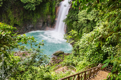 Waterfall in Costa Rica - 202312108