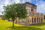 Archaeological ruins of Tulum in Mexico - 202353953