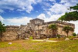 Archaeological ruins of Tulum in Mexico - 202353999