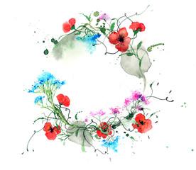 wreath © okalinichenko