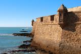 Kastell San Sebastian in Cadiz - 202386391