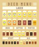 Beer Infographic - 202438701