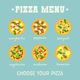 Pizza Menu - 202438768