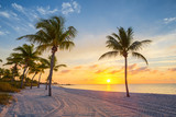 Sunrise on the Smathers beach - Key West, Florida - 202466362