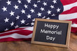 Happy Memorial Day Sign