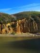 Point Reyes, California - December 16 2017: Pacific Ocean Morning