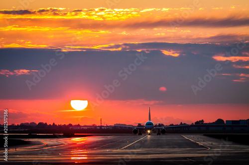 EPWA Sunset