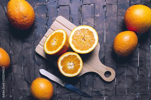 orange still lifes