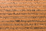 Close Up Background and Texture of Cork Board Wood Surface, Nature Product Industrial - 202574745