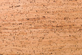 Close Up Background and Texture of Cork Board Wood Surface, Nature Product Industrial - 202575750