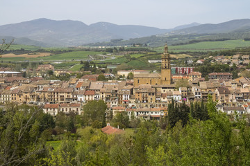 Puente la Reina is a beautiful village in Navarre province, Spain
