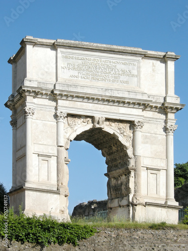 Rzym, książka Tytusa