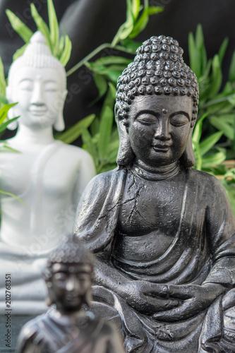 Canvas Boeddha zen 4