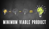 Entfernung von Ideen führt zu besserer Idee und Slogan