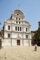 St. Zacharias church in Venice