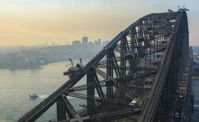 Beautiful view of sydney harbour bridge - Australia