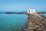 Agios Nikolaos (Saint Nicholas) church, Giorgoupoli in Crete, Greece - 202896764