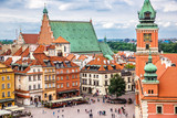 Panoramic view of Warsaw - 202938147