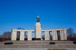 Soviet War Memorial. It is one of several war memorials in Berlin