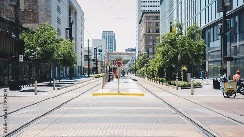 park city street