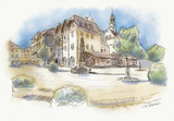 sketch Luban marketplace