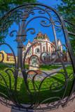 Hungarian Art Nouveau synagogue in Subotica, Serbia - 203094556