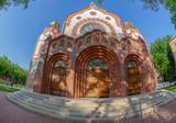 Hungarian Art Nouveau synagogue in Subotica, Serbia - 203094589