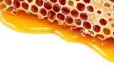 golden honey drop background texture