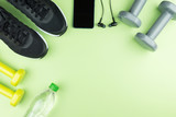 Sports equipment for fitness