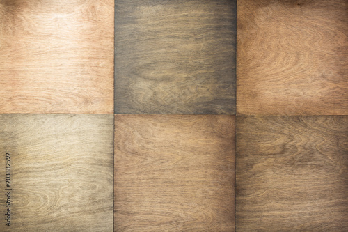 Plakat wooden surface as background