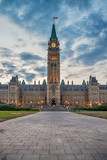 Parliament of Canada in Ottawa - 203408986
