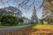 Dublin, Ireland, 27 October 2012: Trinity College University of Dublin - 203474393