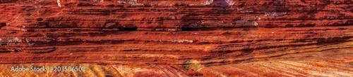 Foto Spatwand Rood traf. Lake Powell Arizona