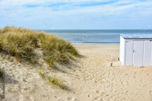 Plexiglas Noordzee Nordseeküste Knokke-Heist