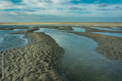 Plexiglas Noordzee Langeoog