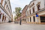 6 Sierpnia - Woonerf, Łódź, Poland - 203546924