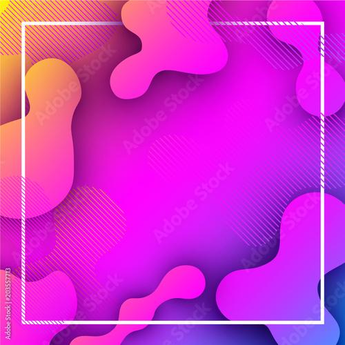 Różowy i liliowy tło z abstrakta wzorem.