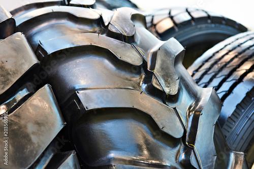 Aluminium Trekker Tires for tractors