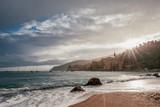 France coastline near Villefranche-Sur-Mer - 203595397