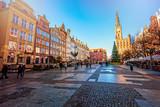 Gdansk main square