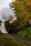 steam locomotive Fukushima Japan - 203693135