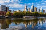 Magnificent modern city Melbourne - 203709152