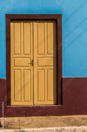 Stare drzwi i okna