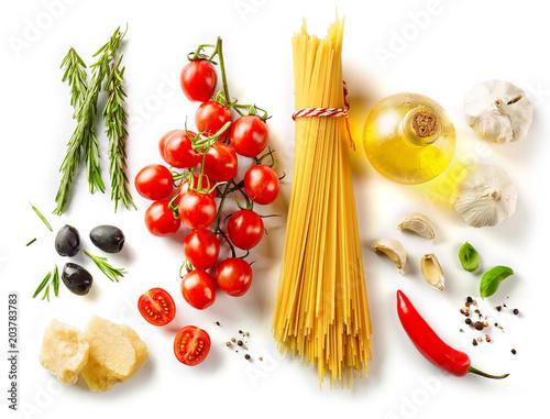 Poster healthy food ingredients